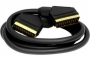 Scart kabel - 1.5 m HQ GOLD